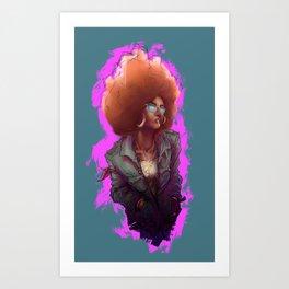 Revolution Art Print