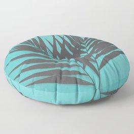 Palm Leaves #1 #Mint #decor #art #society6 Floor Pillow