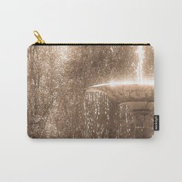 Fountain Carry-All Pouch