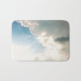 Storm Clouds Bath Mat