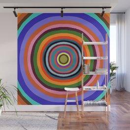 Technicolor dream 002 Wall Mural