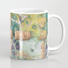 Cork Cross Coffee Mug