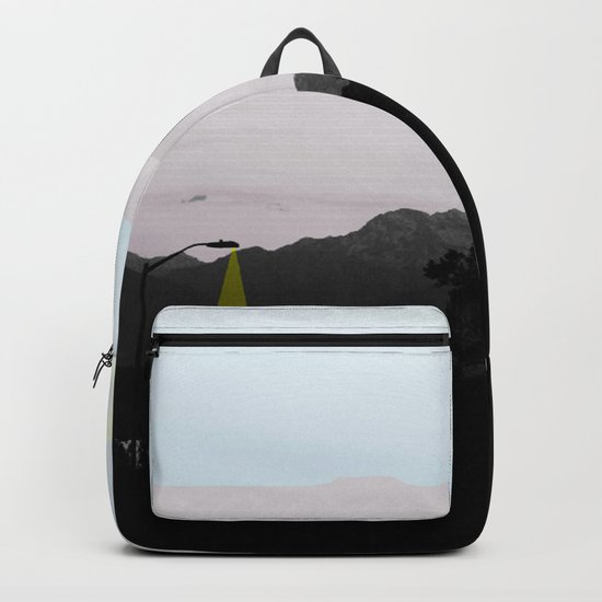 Under a Watchful Sky Backpack