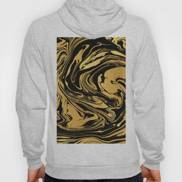 Black and Gold Marble Edition 2 Hoody