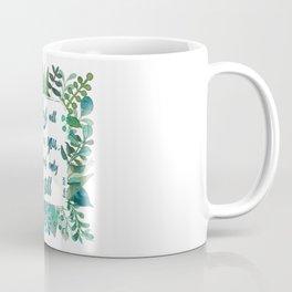 Exodus 14:14 Coffee Mug