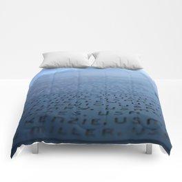 Oxnard Veterans Memorial Comforters