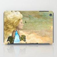 aurora iPad Cases featuring Aurora by Diogo Verissimo