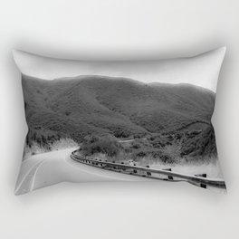 HAZY BENDS Rectangular Pillow