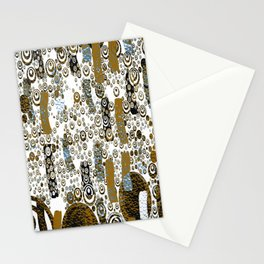 Organised Chaos l - Graphic Design  Stationery Cards