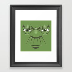 Yoda - Starwars Framed Art Print