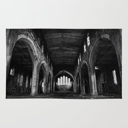 St Lukes Church, Abercarn, South wales, UK - 05 Rug