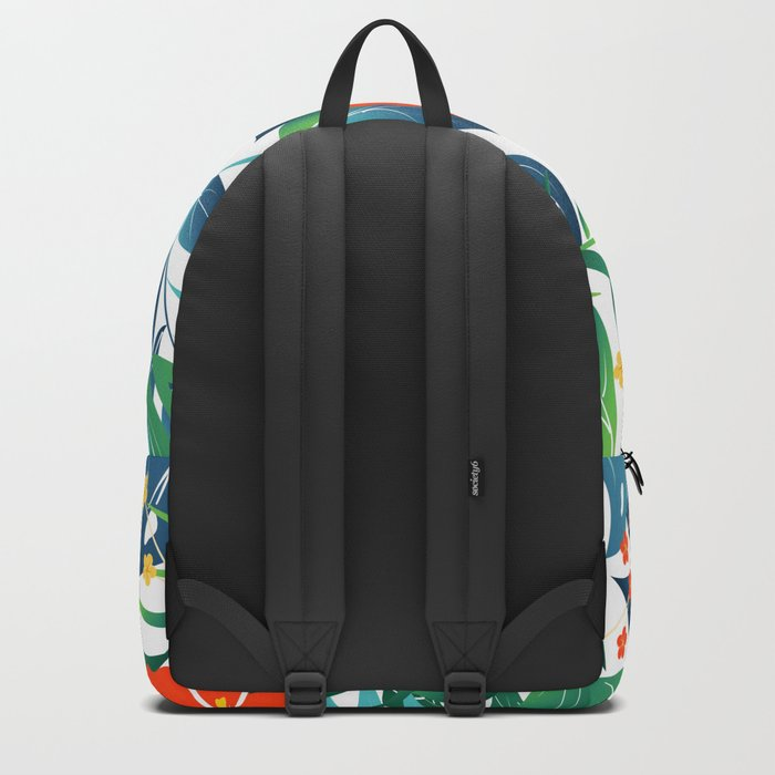 TROPICAL PARADISE 4 Backpack