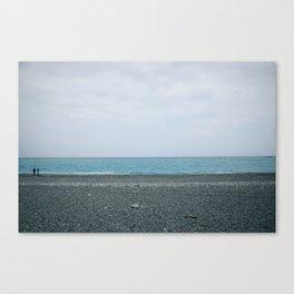 Horizon @ Taiwan Canvas Print
