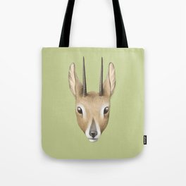 Antelope (colour) Tote Bag
