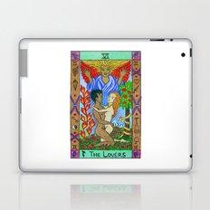 The Lovers - Tarot Laptop & iPad Skin