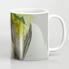 Eva by carographic, Carolyn Mielke Mug