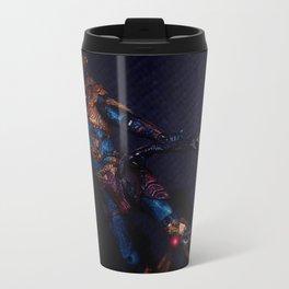 """Death""  Travel Mug"