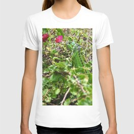Camouflage T-shirt