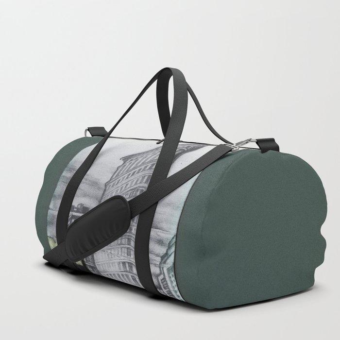 Flatiron Building NYC Duffle Bag