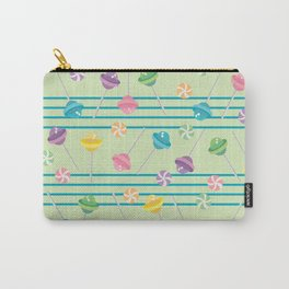 Lollipop Fever Carry-All Pouch