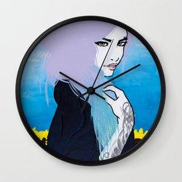 Fleur Du Solei // Series 1 Wall Clock