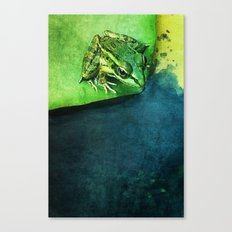 The Frog Prince Canvas Print