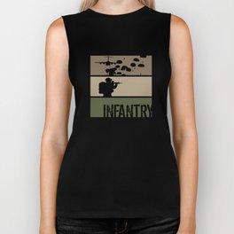 Airborne Infantry Biker Tank