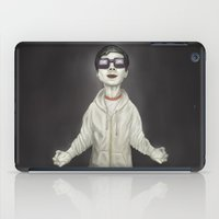 zen iPad Cases featuring zen by Balazs Solti