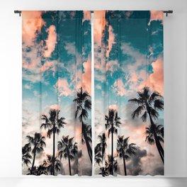 Summer scape Blackout Curtain
