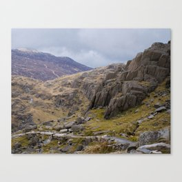 The Grand Journey Canvas Print