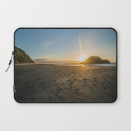 Back Beach Laptop Sleeve