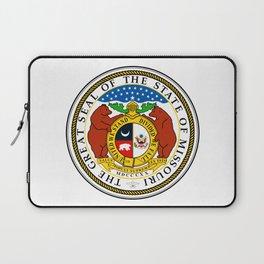 Missouri seal Laptop Sleeve