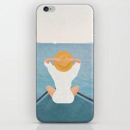 Summer Vacation I iPhone Skin