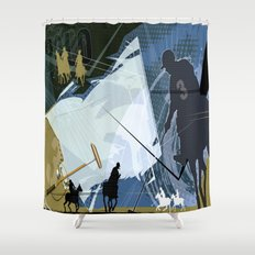 Polo Shower Curtain