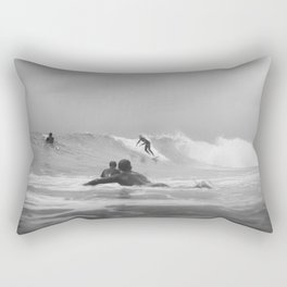 Australia Surf Rectangular Pillow