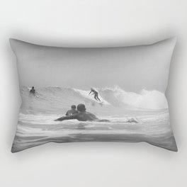 Australia Surf Rectangular Pillow