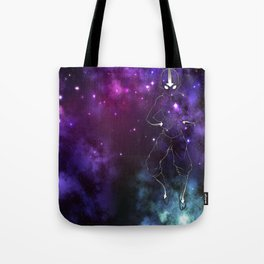 the avatar state Tote Bag
