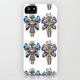 Kachina Butterfly 2 iPhone Case