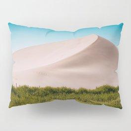 Dune green blue Pillow Sham