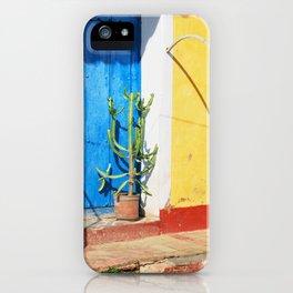 59. Cactus life, Cuba iPhone Case
