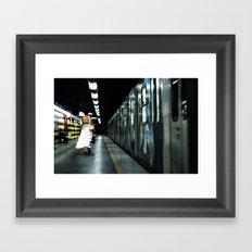 For the Love of Rome Framed Art Print