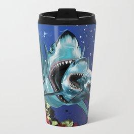 Sharkioska Travel Mug