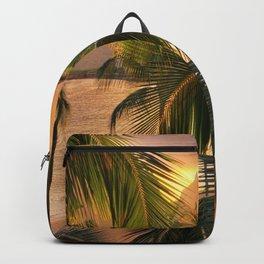 Kauai Tropical Island by OLena Art Backpack