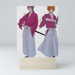 Rurouni Kenshin Mini Art Print