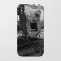 nightmare iPhone & iPod Cases featuring nightmare by MatoSwamp
