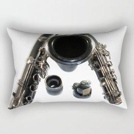 Clarinet Rectangular Pillow