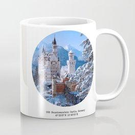 008: Neuschwanstein Castle Coffee Mug