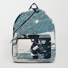 The Break- Away - Hockey Players Backpack