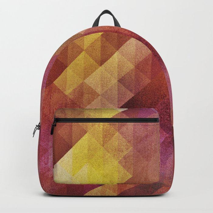 Fall pattern 2 Backpack
