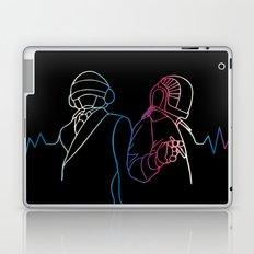 Daft Punk Sound Laptop & iPad Skin